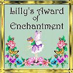 Lilly's Award of Enchantment