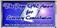 The Page One Award for Literary Contribution